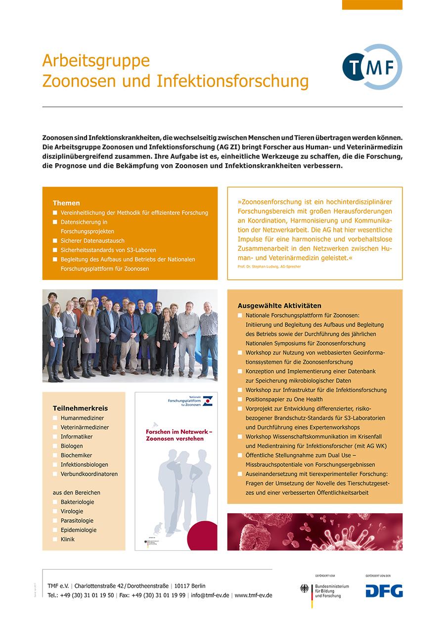 AG Zoonosen und Infektionsforschung