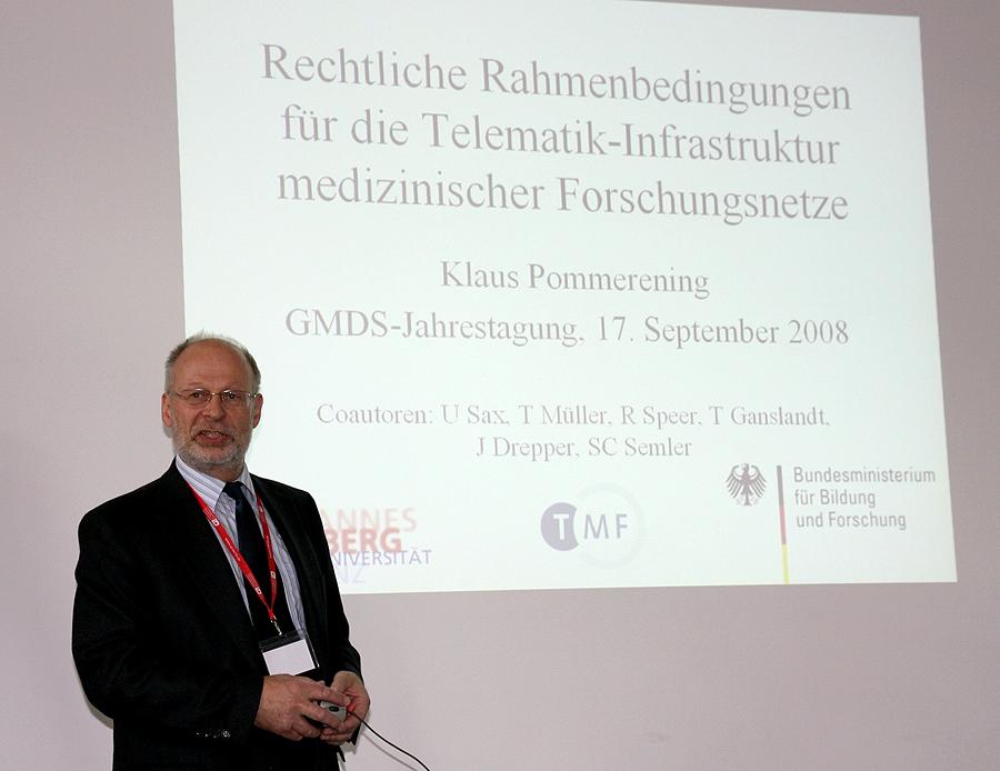 GMDS 2008 zeigt Berührungspunkte zwischen Medizintechnik ...