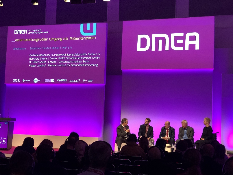 DMEA 2019: From industry-specific meeting to a source of